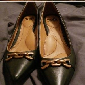 Sofft Comfort womans flats small heel Shoe size 8